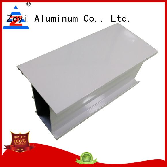 Zeyi frame aluminium profile price list supply for home