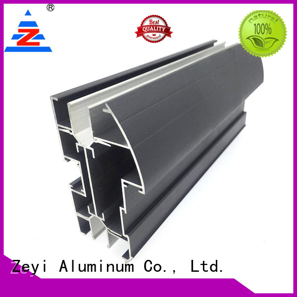 Zeyi New aluminium window extrusions company for architecture