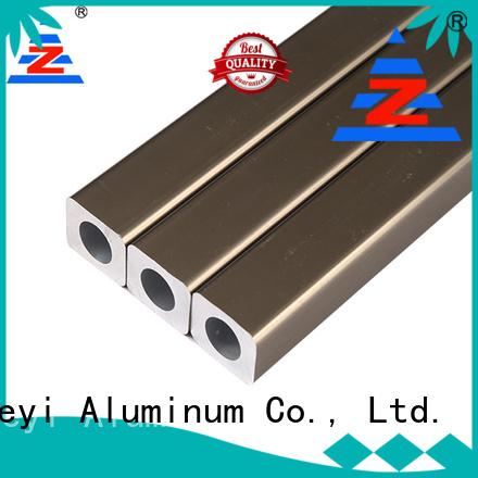 Latest aluminium profiles cape town electrophoresis manufacturers for home