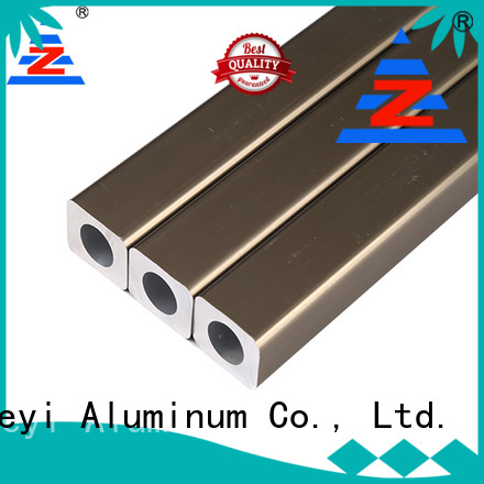 Wholesale aluminium section door sliding for business for decorate