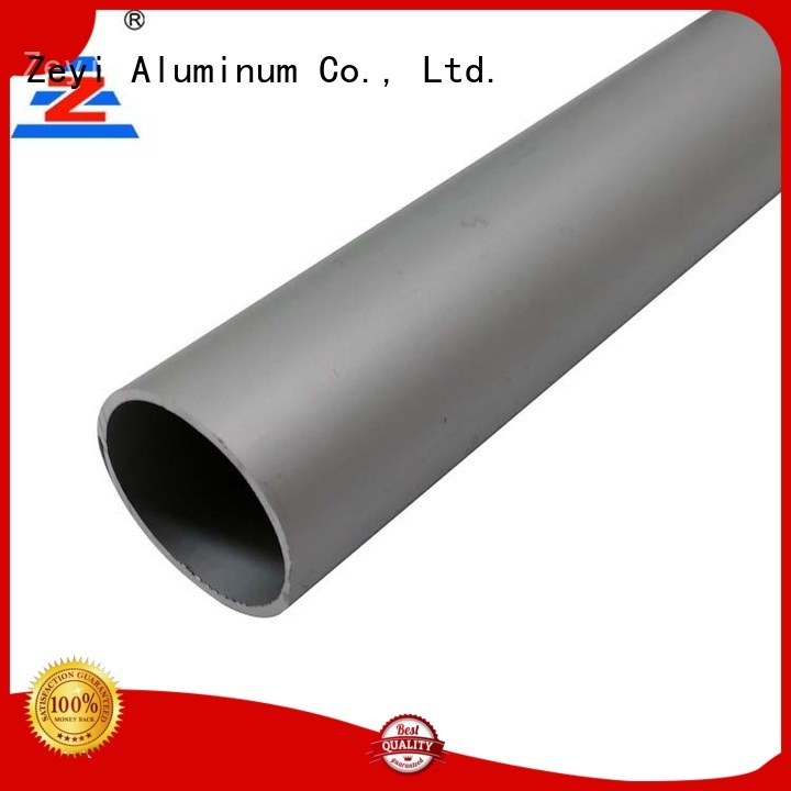Zeyi High-quality 1.75 aluminum pipe suppliers for decorate