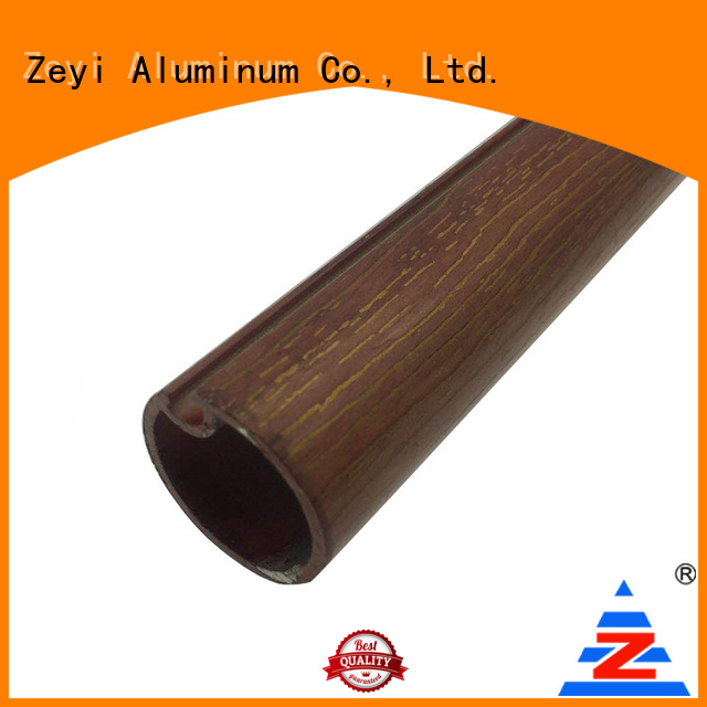 Zeyi New shower curtain rod holders factory for architecture