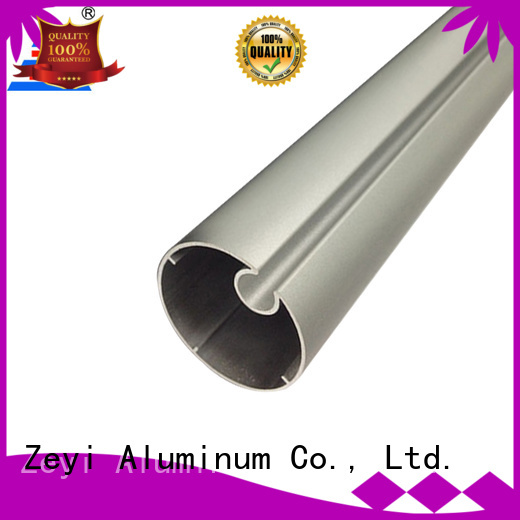 High-quality inside window curtain pole aluminium suppliers for decorate
