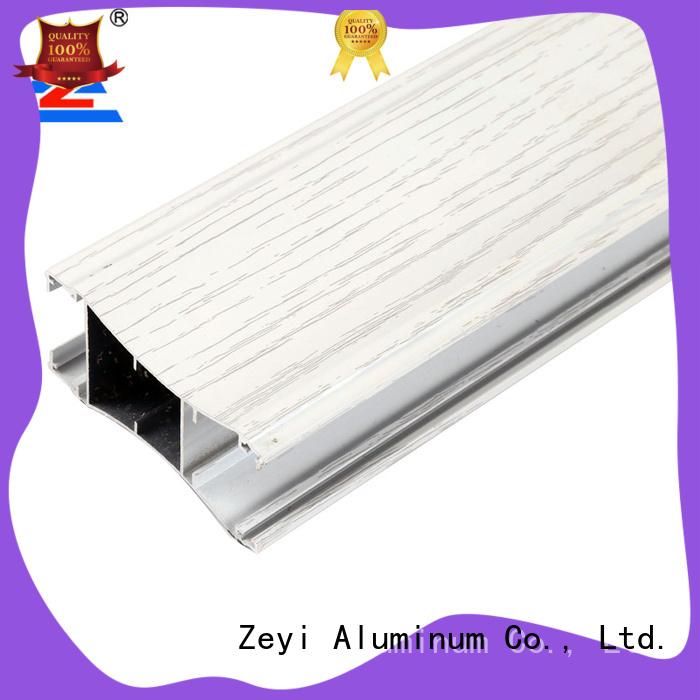 Zeyi profile aluminium profile shutter suppliers for home