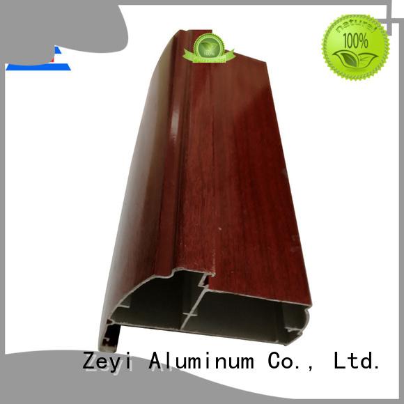 Zeyi New cheap aluminium window frames company for industrial