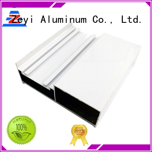 Zeyi New aristo aluminium profile system manufacturers for home