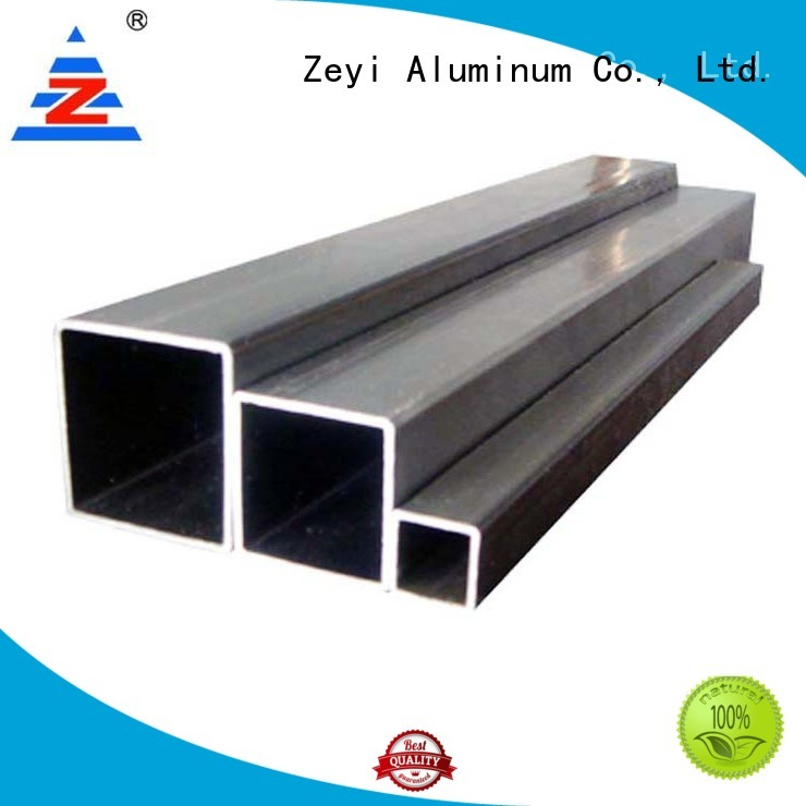 Top thin wall aluminum pipe tubing supply for home