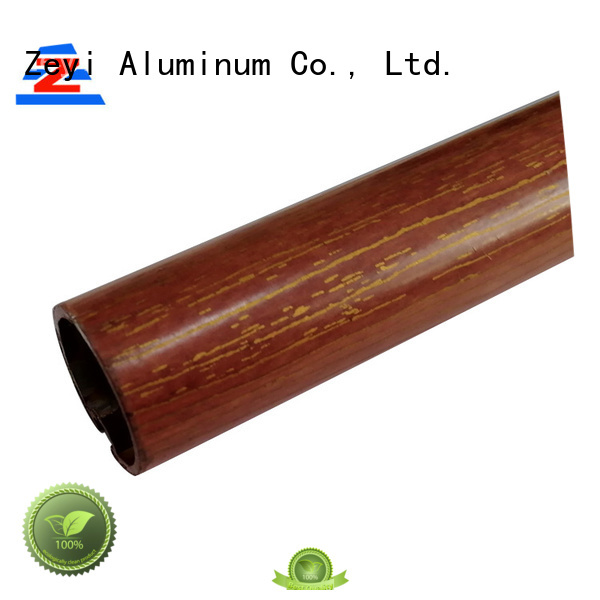 Wholesale drapery curtain rods aluminum suppliers for home
