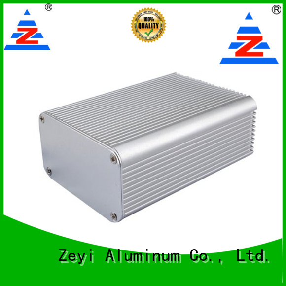 New extruded aluminium channel heatsink factory for industrial