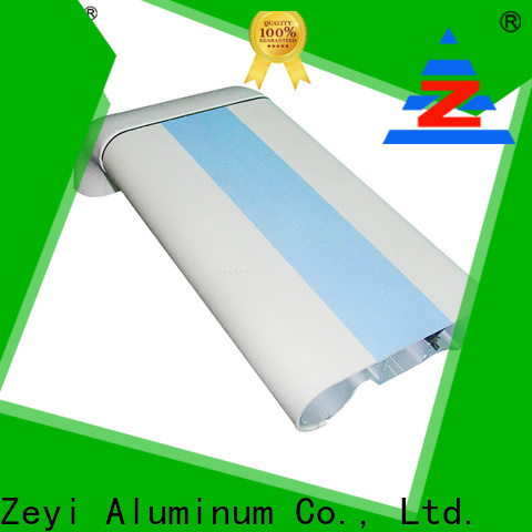 Latest aluminum chair rail wall for business for decorate