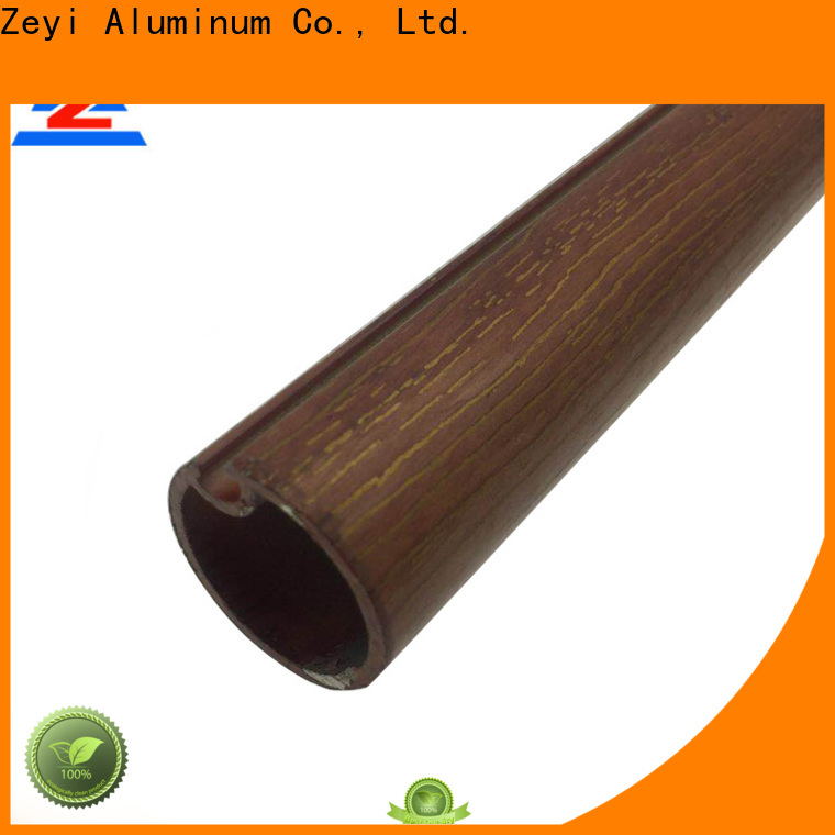 Best curtain rod styles aluminium for business for architecture
