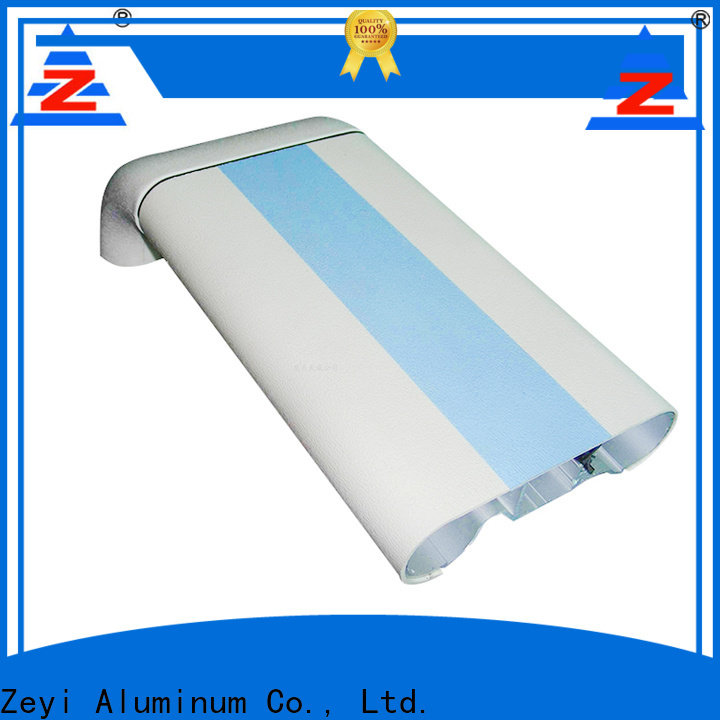 Zeyi Latest special aluminium extrusions supply for home