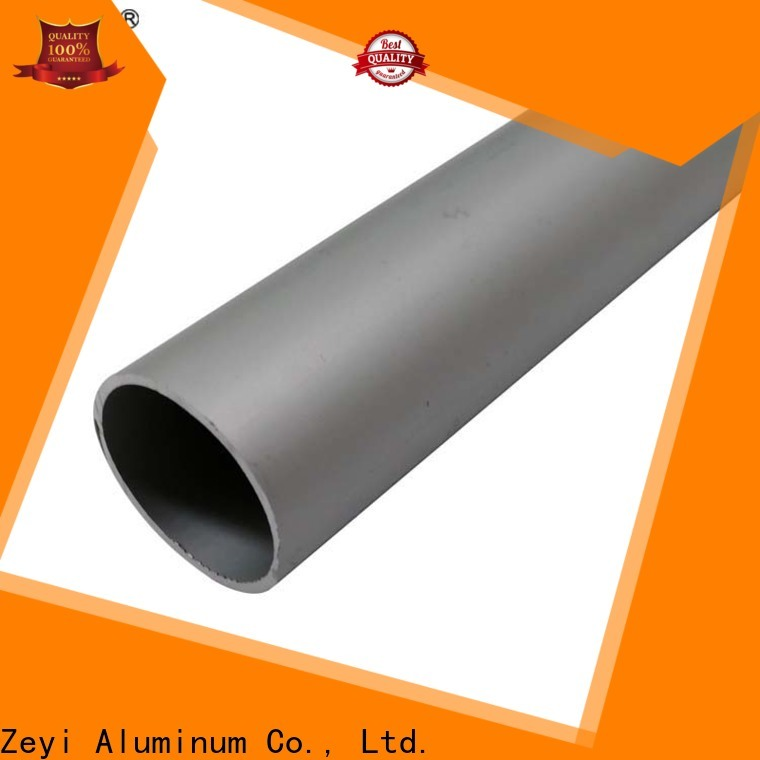 Zeyi different 6 inch aluminum tubing company for architecture