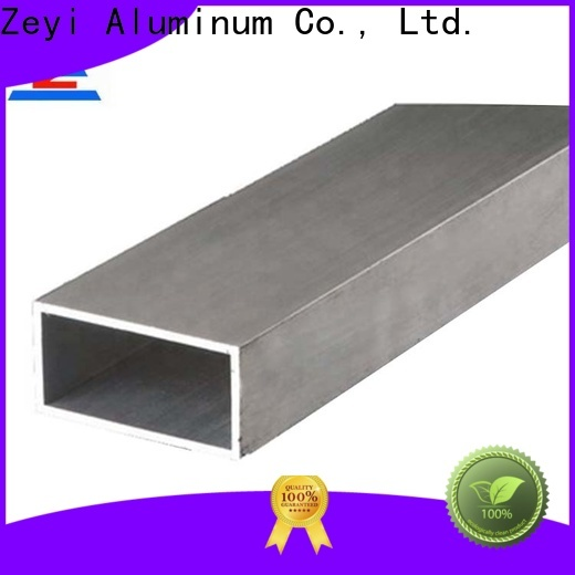 Zeyi tube 3 diameter aluminum pipe manufacturers for decorate