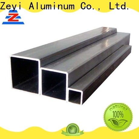 Zeyi alloy 3003 aluminum tubing factory for architecture