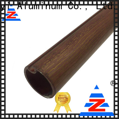Zeyi Custom fancy curtain rods supply for decorate