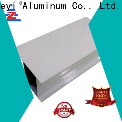 Zeyi Custom aluminium sliding doors for sale company for industrial