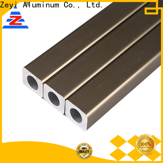 Zeyi Best aluminium frame section manufacturers for decorate