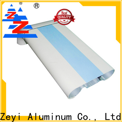 Zeyi Best aluminum t channel extrusion suppliers for decorate