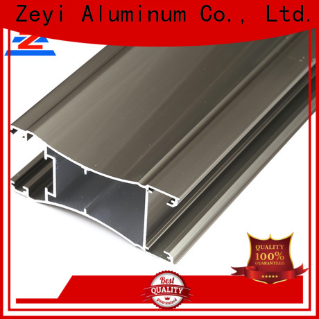 Zeyi Wholesale aluminium wardrobe doors suppliers for industrial