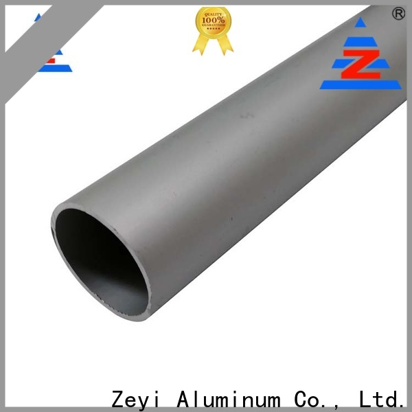 Zeyi tubing 5 inch aluminum pipe supply for industrial