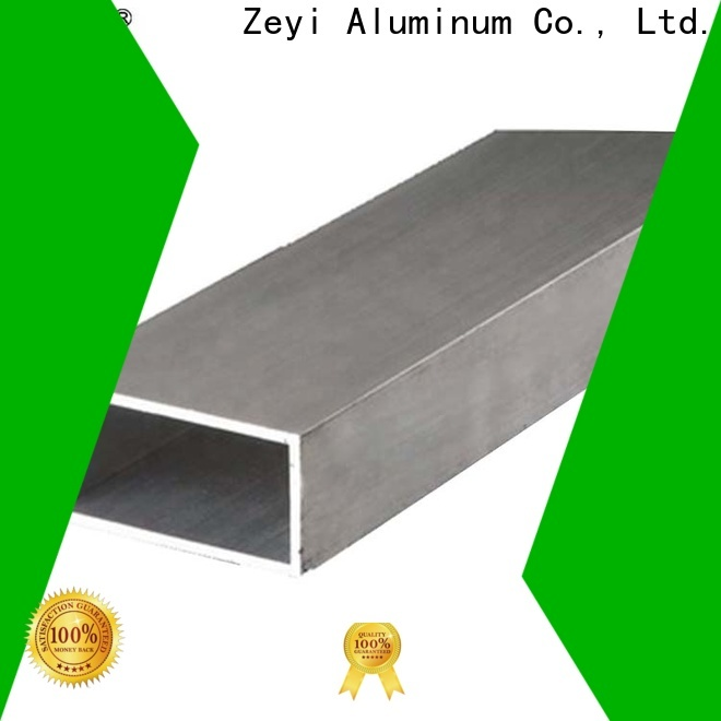 High-quality aluminum pipe cost aluminum manufacturers for home