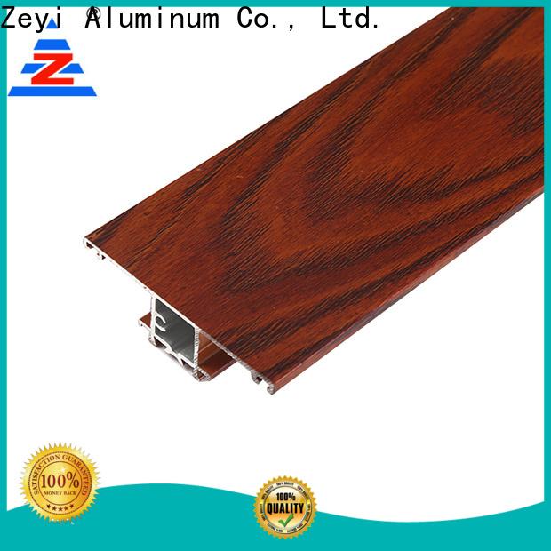 Custom aluminium extrusion system aluminum factory for home