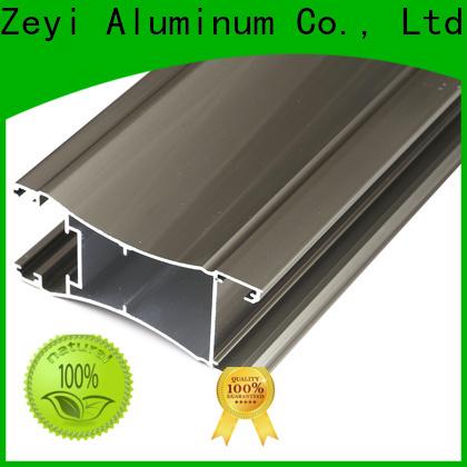 Zeyi extrusions aluminum wardrobe doors company for home