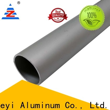 Zeyi High-quality thin aluminum tubing company for industrial
