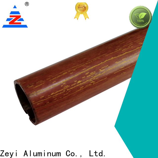 Zeyi Latest twin curtain rail manufacturers for industrial