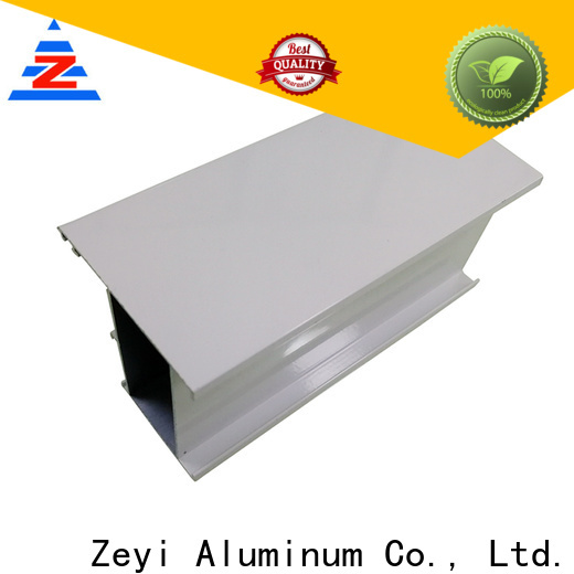 Zeyi wooden aluminium profile shutters kitchen factory for decorate