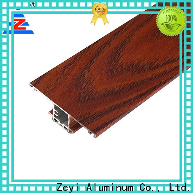 Top aluminium extrusion sizes door suppliers for home