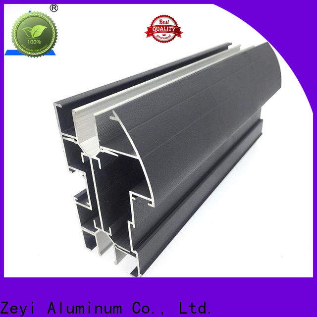 Zeyi extrusion aluminium extrusion manufacturers factory for home